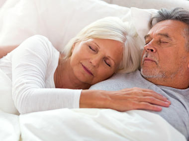 pohodly spanek